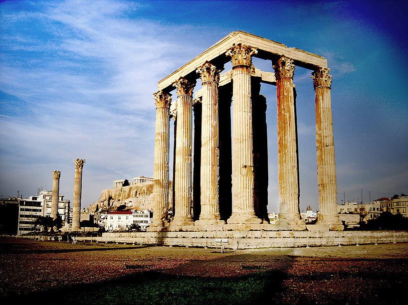 Sanctuare si temple in Grecia Antica