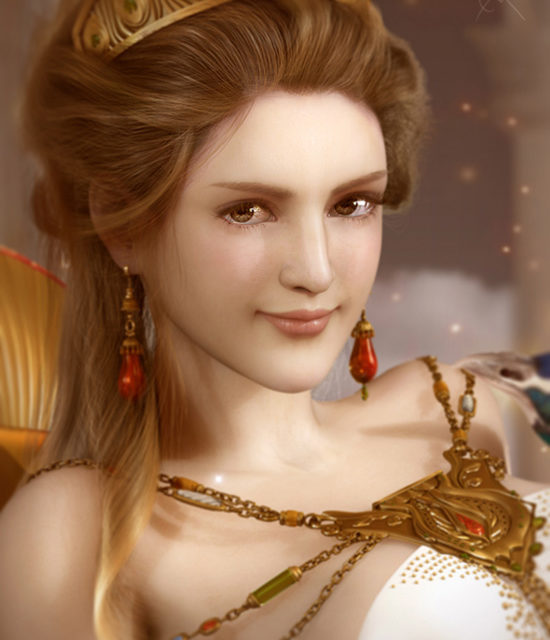 Afrodita – zeita iubirii