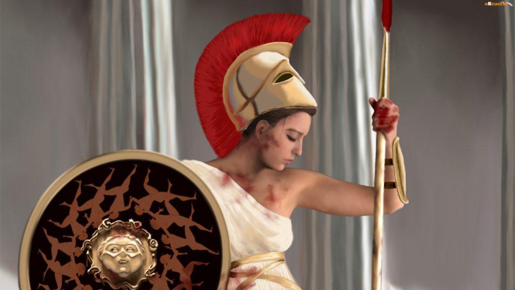 Atena – zeita intelepciunii