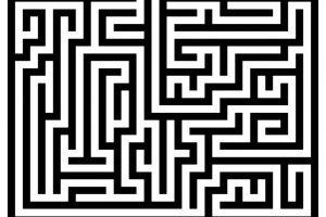 Mitul labirintului - simbol si origini