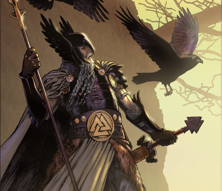 Arme magice in mitologia nordica