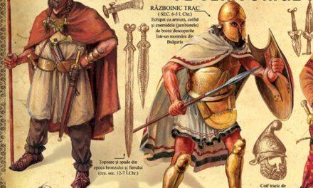 Mitologia Balcanilor – urmasii tracilor si religia lor