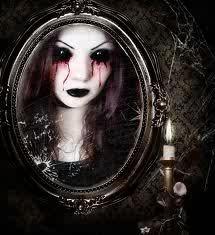 Demonul din oglinda