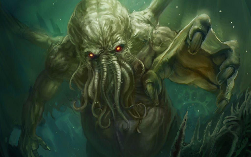 H.P. Lovecraft – maestrul horror