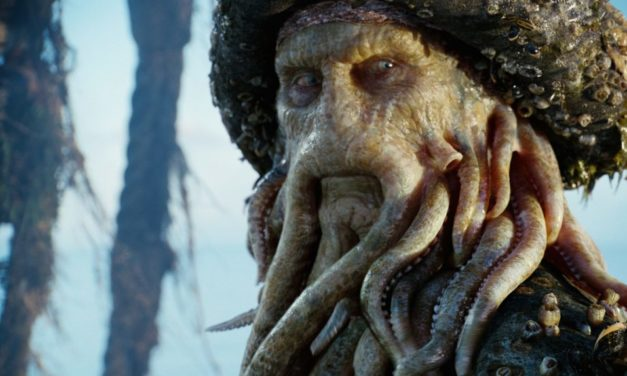 Davy Jones – folclor si mit