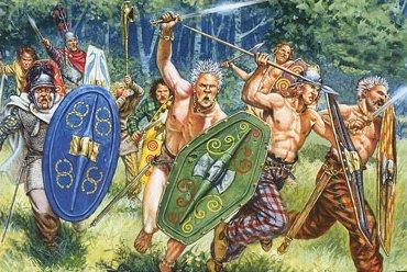 Aparitia si apogeul lumii celtice