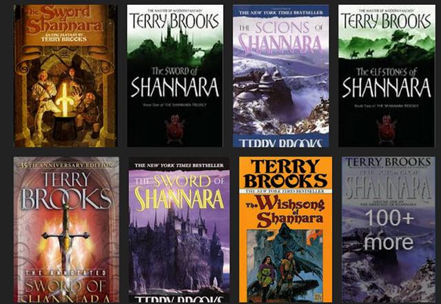 Terry Brooks – Shannara