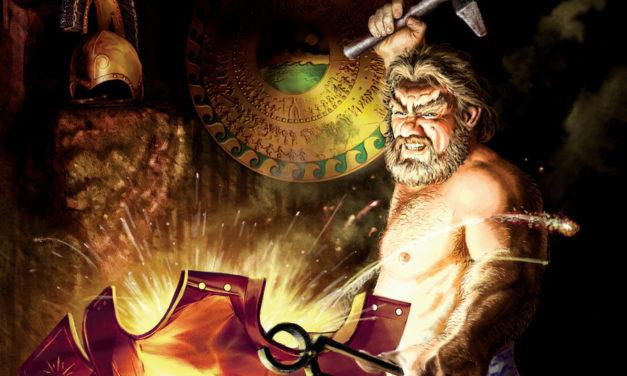 Inventatori si inventii din mitologie