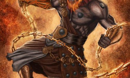 Hefaistos – zeul mestesugarilor
