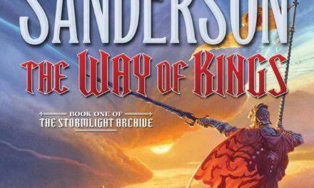 """The Way of Kings"" – Brandon Sanderson"
