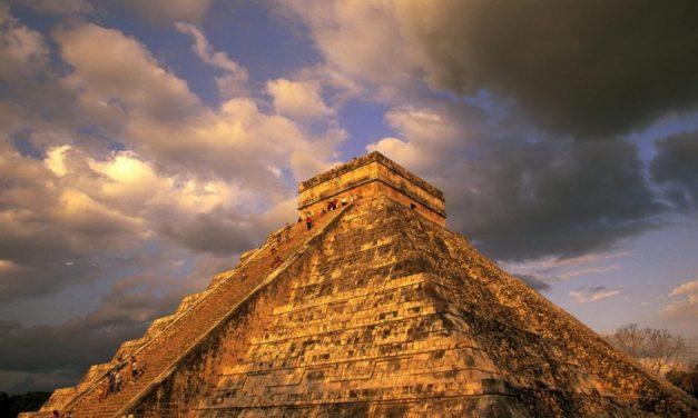 Zeii si mitologia mayasa