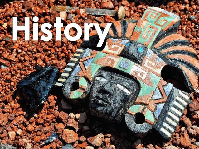 Istoria Mexicului: olmeci, mayasi. azteci