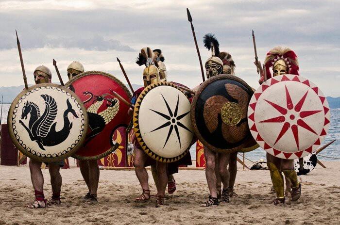 Mitologia greaca si zeii Greciei antice