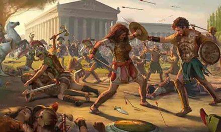 Razboinice din lumea antica