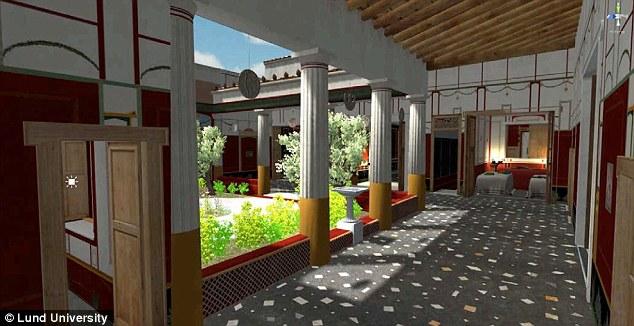 Pompeii – antichitatea in 3D