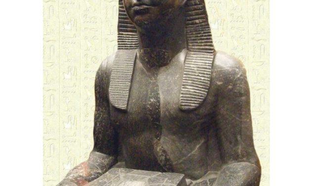 S-a descoperit un altar egiptean de 2.400 de ani