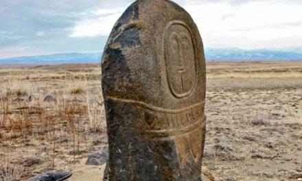 Balbali: gardienii antici de piatra ai stepelor khazace