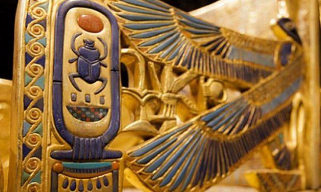 Secretele scarabeului sacru in istoria umanitatii