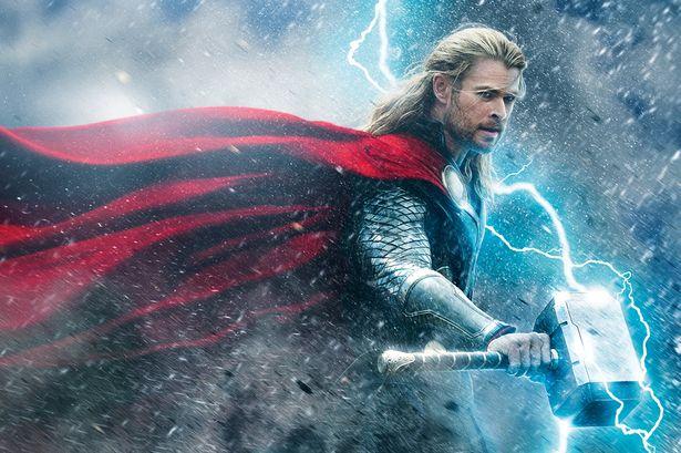Thor, zeul tunetului