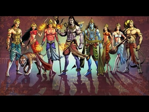 Zeii si mitologia hinduse