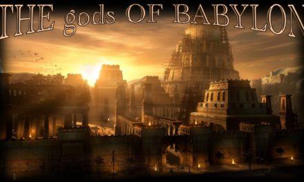 Zeii si mitologia din Babilon