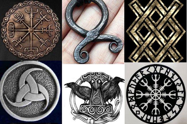 Simboluri nordice vikinge explicate