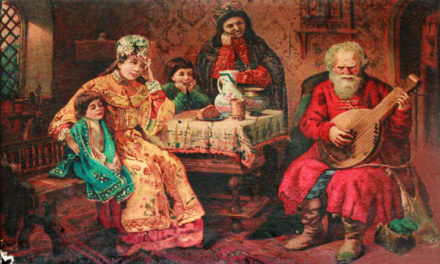 Folclorul si povestile rusilor
