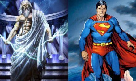 Mitologia moderna si supereroii