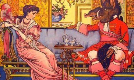 Frumoasa si Bestia: adevarata poveste
