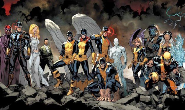 X-men, mitologia eroilor mutanti