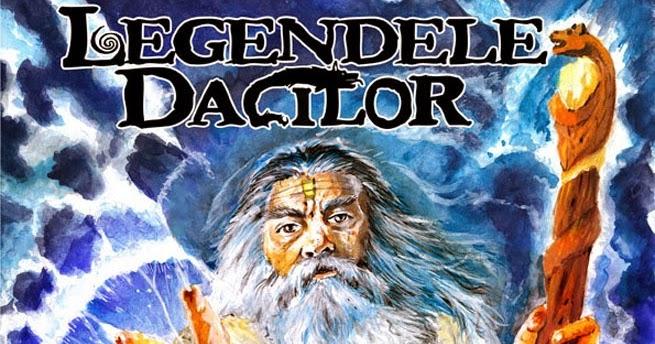 Legende romanesti, povesti cu talc si folclor