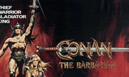 Conan Barbarul (1982): Filmul si cartea saptamanii