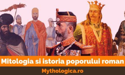 Mitologia si istoria poporului roman