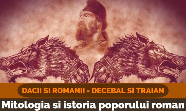 Istoria dacilor si romanilor