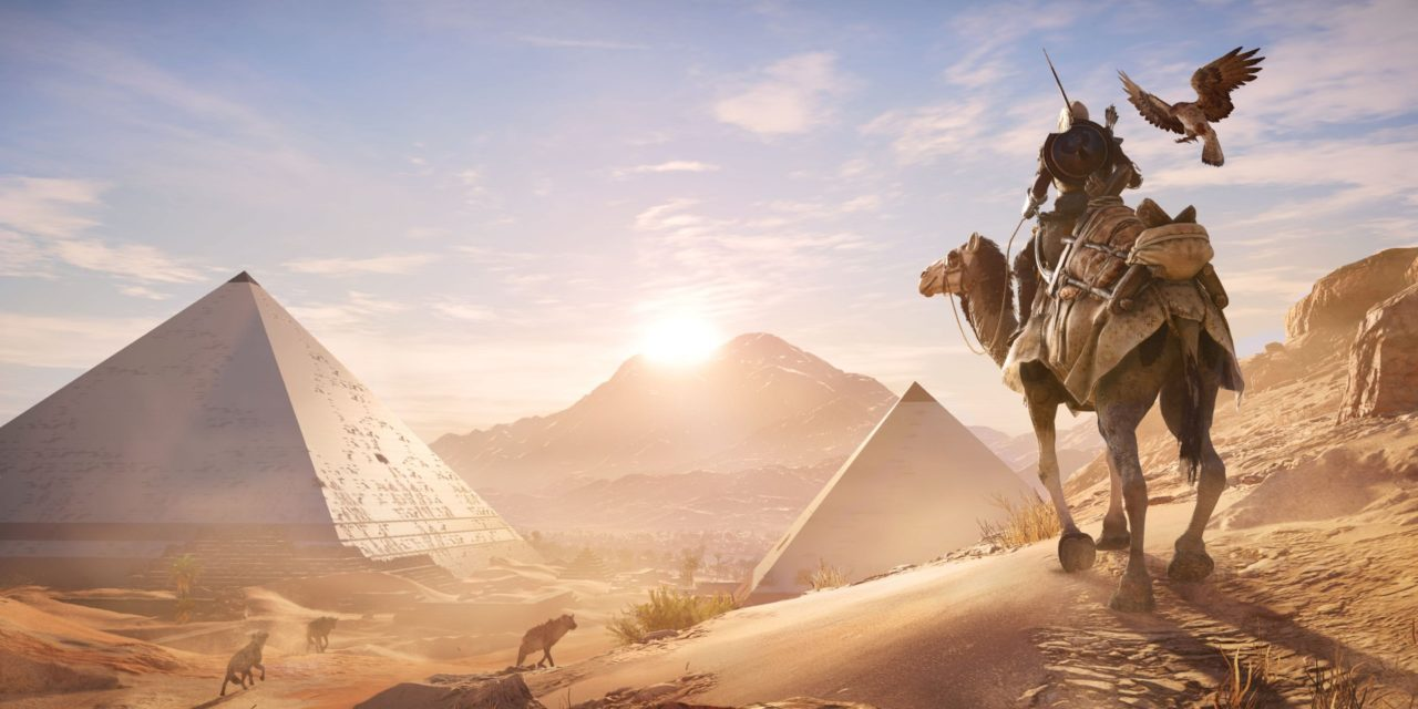 Assassin's Creed: Origins – review si mitologie