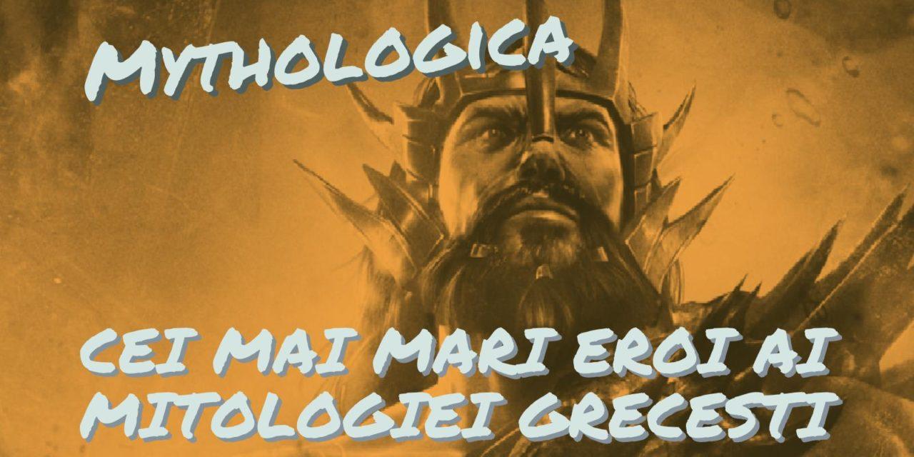 Cei mai mari eroi si semizei din mitologia greaca