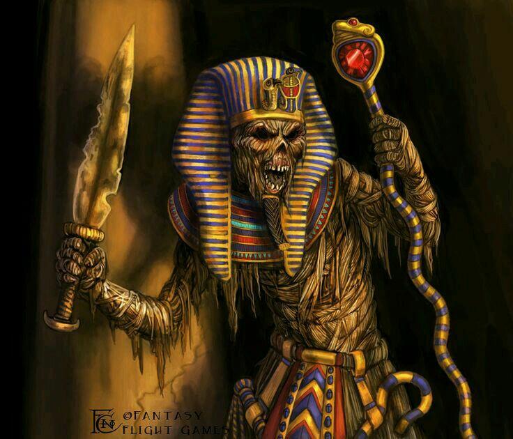 Cum sa te feresti de spirite si vraji in Egiptul antic