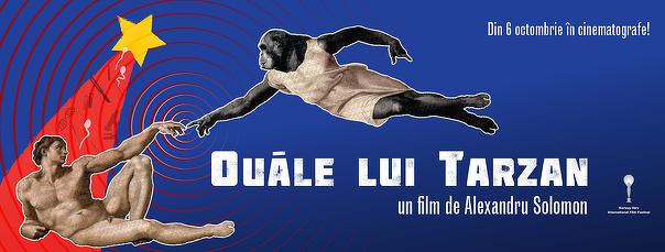 Ouale lui Tarzan: film documentar romanesc