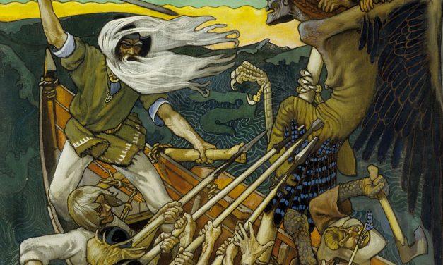 Mitologie finlandeza
