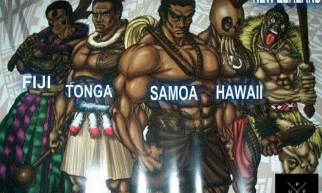 Mitologie in Polinezia
