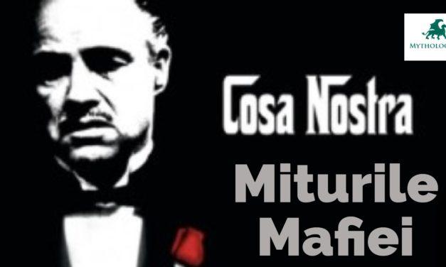 Cele mai tari mituri despre mafia italiana