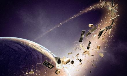 Unde ajunge gunoiul spatial?