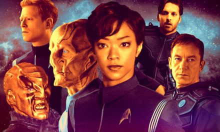 Star Trek Discovery review: rase extraterestre, religie si mitologie
