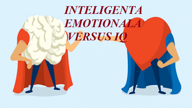 Batalia intre inteligenta emotionala si IQ