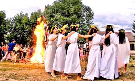 Noaptea de Sanziene: mitologia zanelor, sanzienelor si explicatii