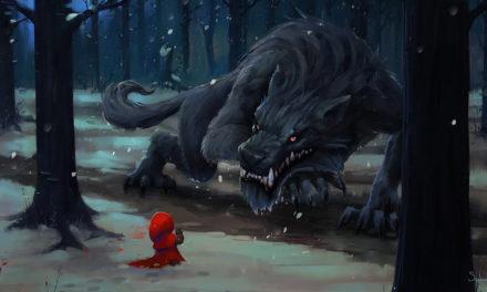 Cine se teme de lupul cel rau? Povesti despre Scufita Rosie, fratii Grimm si mitologie
