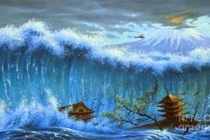 Pietrele-tsunami: tehnologie si mitologie japoneza ce salveaza vieti