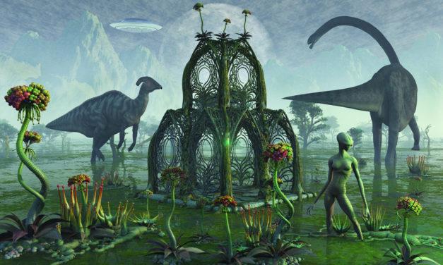 Cum ar putea arata viata pe alte planete