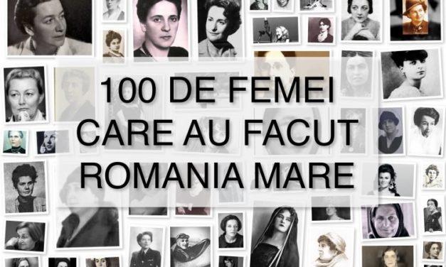 Personalitati feminine marcante ale Romaniei