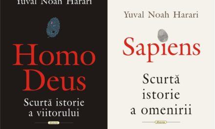 Homo Deus – Scurta istorie a viitorului de Yuval Noah Harari